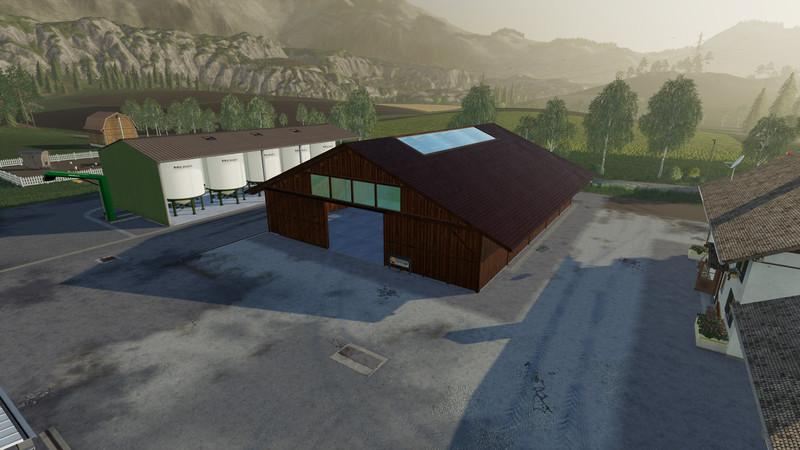 Strohlager V1 1 0 Fs19 Landwirtschafts Simulator 19 Mods