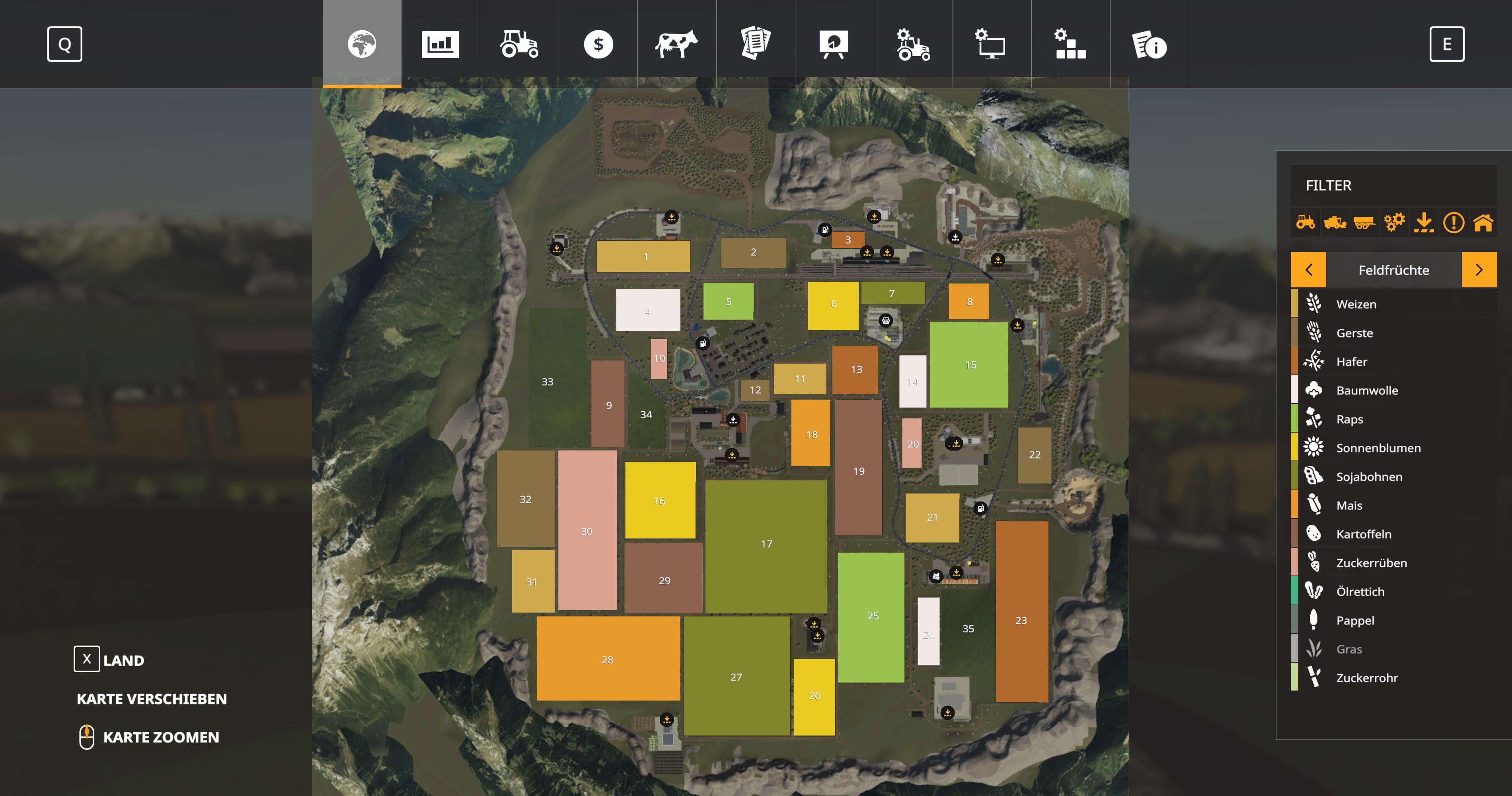 Ammergauer Alpen V11 FS19 Landwirtschafts Simulator 19