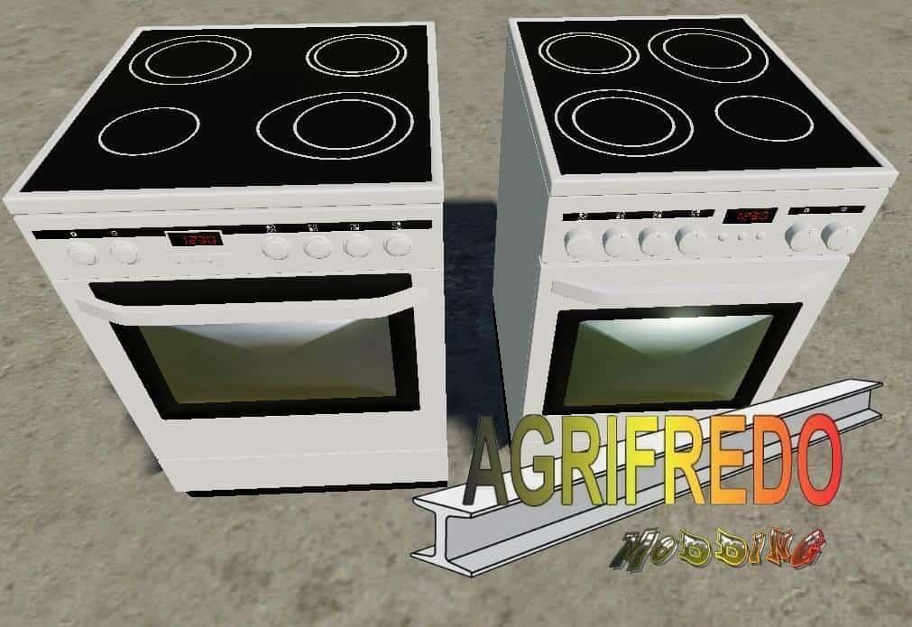 Deko-Küche v1.0 FS19   Landwirtschafts Simulator 19 Mods ...