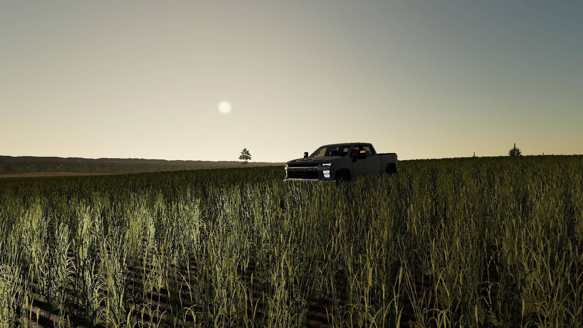 2020 Chevy Silverado 2500HD Duramax v1.0 FS19 | Landwirtschafts Simulator 19 Mods | LS19 Mods