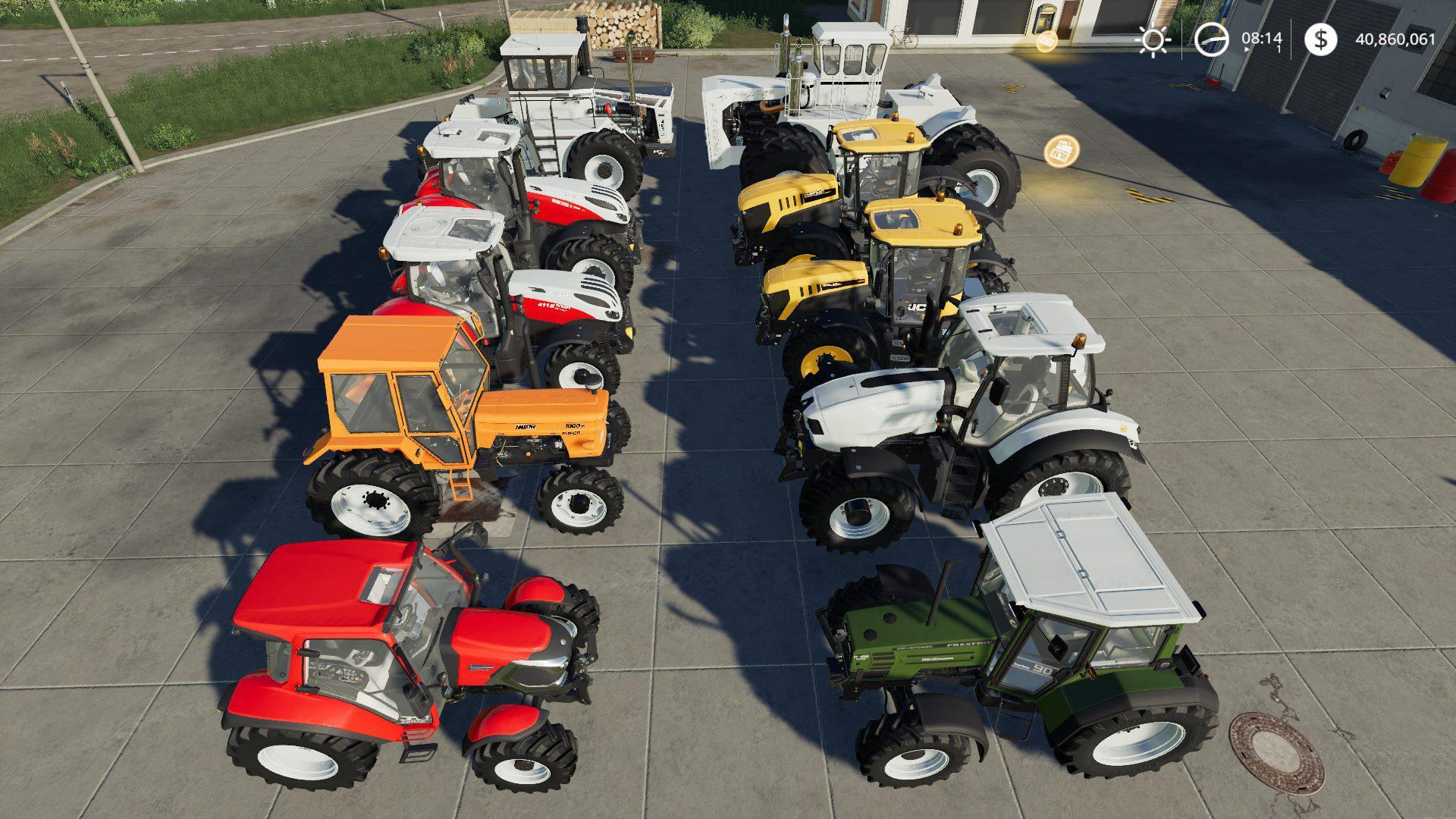 Big Bud 747 >> Iconik Tractor Pack v1.0 FS19 | Landwirtschafts Simulator ...