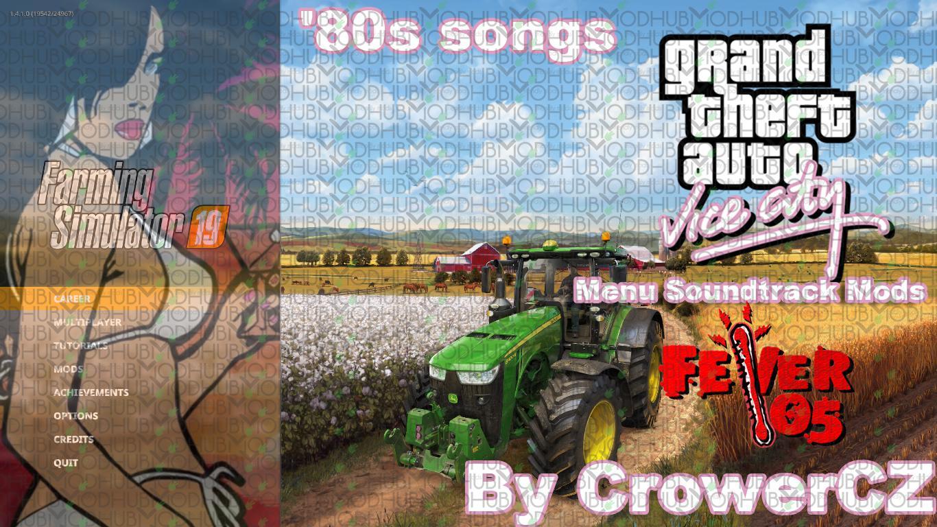 Gta Vice City Music Soundtrack In Men 252 V1 0 Fs19
