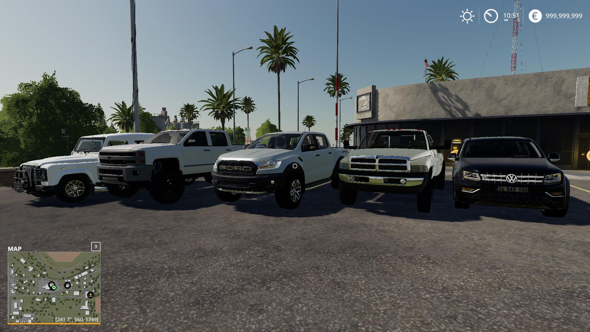 Pickup Truck Pack von Josha FS19   Landwirtschafts ...