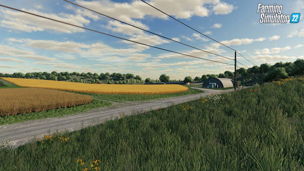 Landwirtschafts-Simulator 22: Neue US-Startkarte