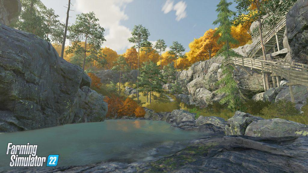 Saisonales Gameplay im Landwirtschafts-Simulator 22 - neue Screenshots & Infos!