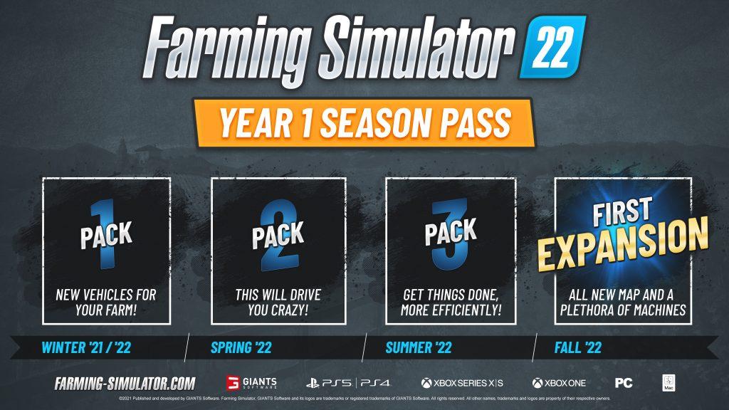 Season Pass für Landwirtschafts-Simulator 22 kann vorbestellt werden